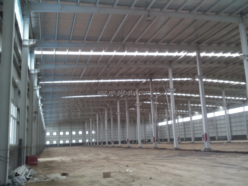 light weight cheap structure steel fabrication