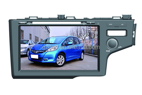 9 inch car dvd player for 2014 honda FIT jazz RHD android optional WS-9503