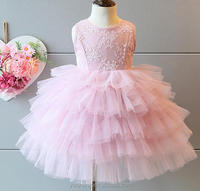 2020 New product manufacturer fashion baby girls party wear princess dress wholesale