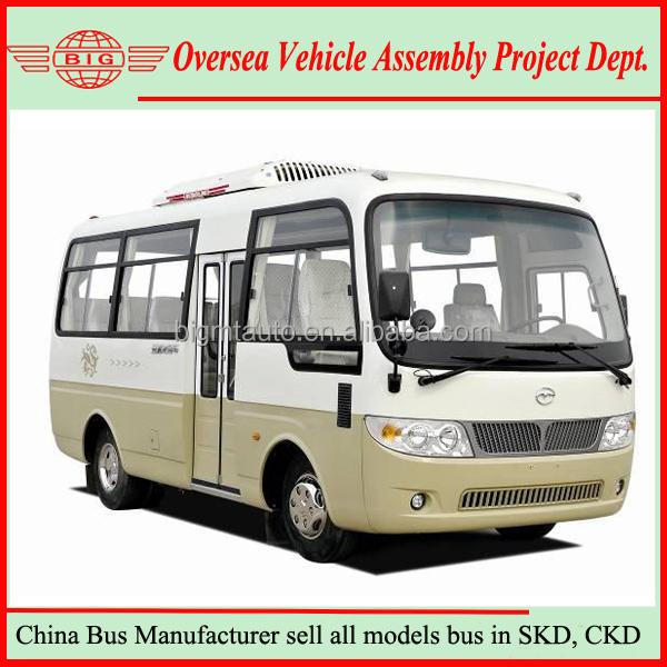 Comprar Semi-monocasco Marco Estructura Rural Autobuses De China ...