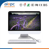 AIOPC 23 inch cheap price all in one pc touch screen desktop computer