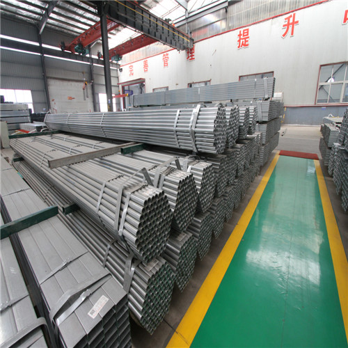 HOT dipped galvanized steel pipe/GI steel pipe/tube structure building material