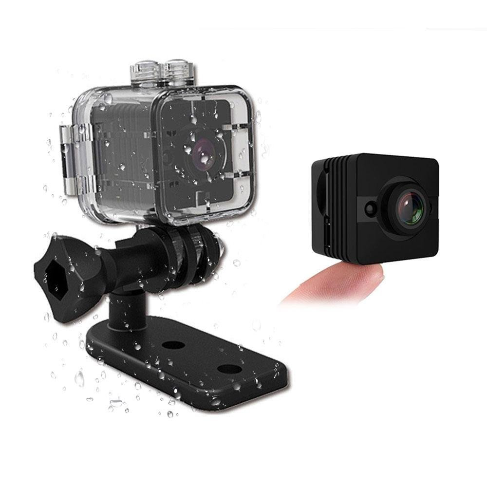 Waterproof Mini Camera SQ12 HD Sport Action Camera Night Vision Camcorder 1080P DV Video Recorder