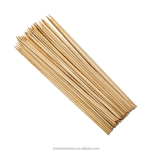 china supplier disposable bamboo bbq skewer and stick for grilling