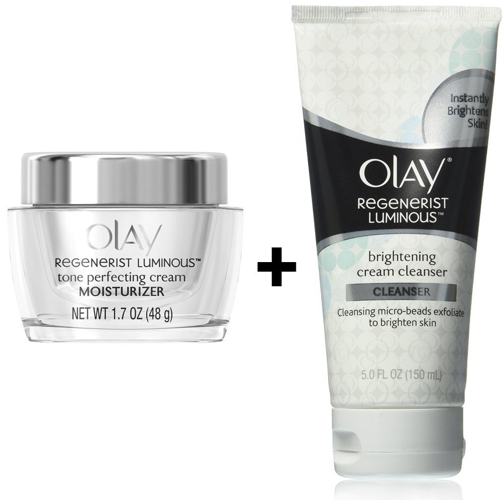 Cheap Olay Cream Cleanser Find Deals On Line At Total Effect Foaming 50gr Get Quotations Regenerist Luminous Tone Perfecting 17oz 48g Brightening Facial