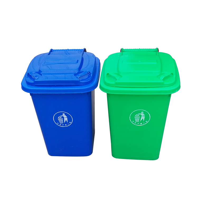 2017 New Plastic Trash Can 13 Gallon