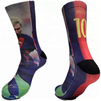 Top Quality Athlete Custom Basketball Sock Christmas Socks ...