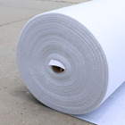 White Blank Textile Fleece Polyester Fabric for Sublimation Printing