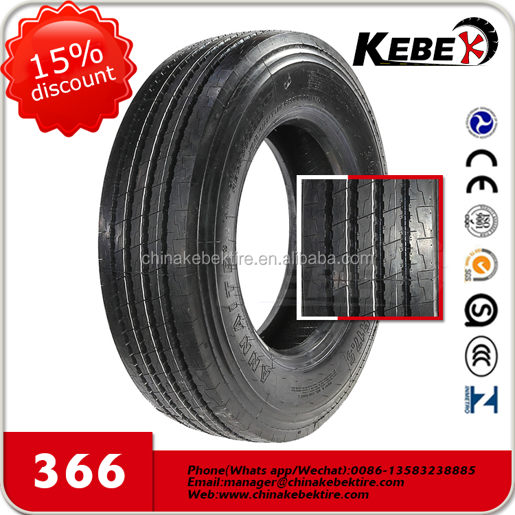 High quality 17.5 tires for semi trucks with cheap price