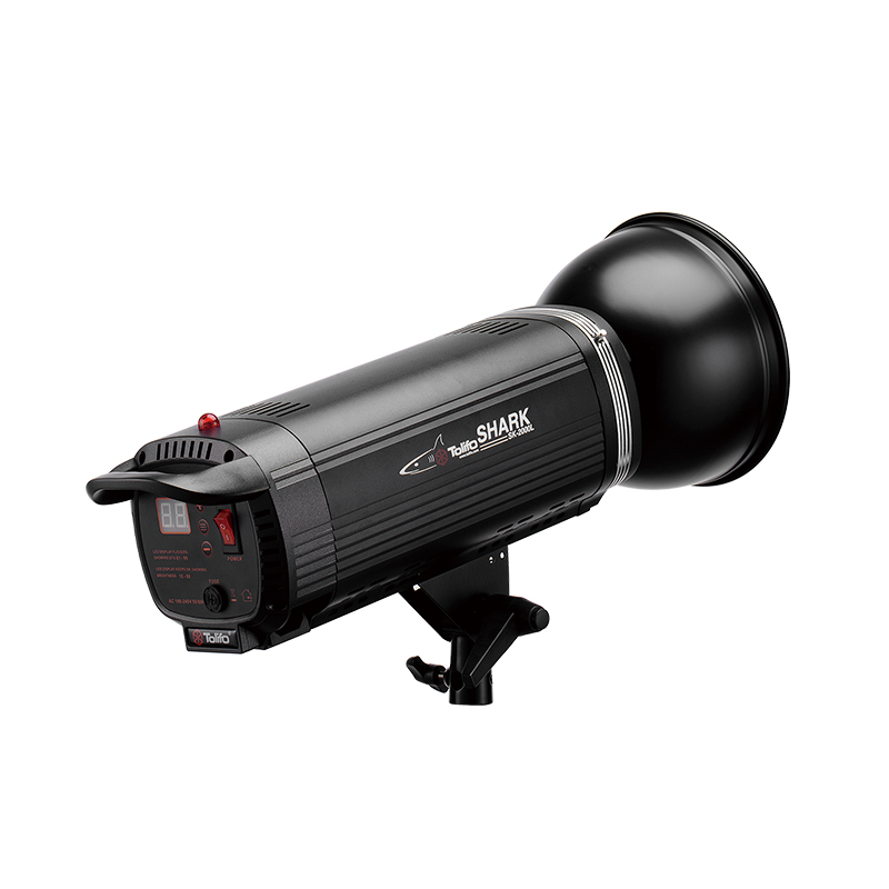 Dongguan Tolifo 200W Bowens Continuous Lighting Dimmer Photography Studio LED Light Kit with Reflector