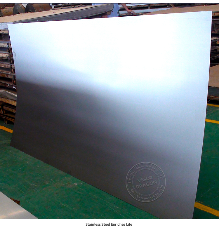 1mm 4x8 Mill Test Certificate 201 J1 Cheap Metal Inox Stainless Steel Sheet for Wall Panel