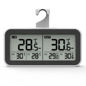 Temperature Controller Thermostat min max digital Fridge freezer thermometer