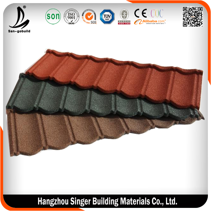 Fiberglass stone coated roofing sheet, bond roman classical shingle roofing tile design,roof tile Ethiopia