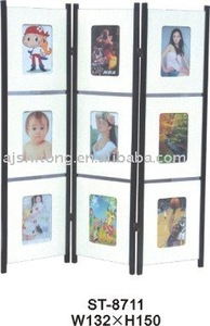 Photo Frame Room Divider
