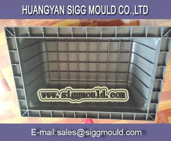 Manufacturing ABS waffle slab product Building assistant recycled waffle slab mould