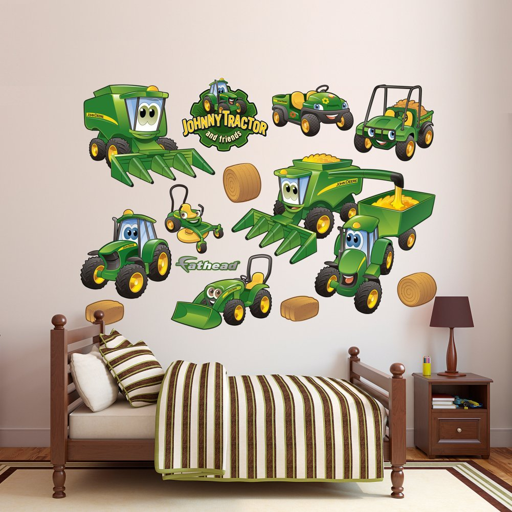 Buy John Deere Johnny Tractor Farming Collection Real Big