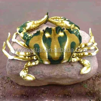 Eco-friendly Realistic Stuffed Crab Aquarium Toy Gifts