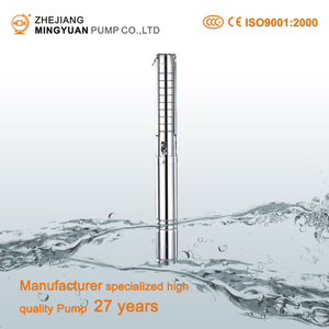4SP Series Deep Well Submersible Pump