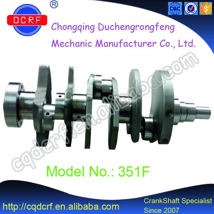 Manufacturer Forged V8 Crankshaft For Gm Chevy Ls1