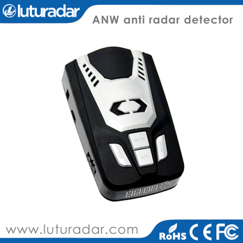 Anti Car Speed Radar Detector Original ANW Radar with X K ka Band Strelka CT Laser