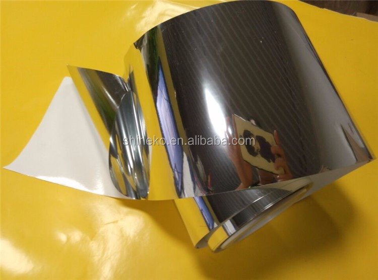 Rubber Glue Self Adhesive Aluminum Foil Sheet