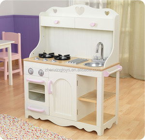 Top quality kitchen toy set, popular kids toy kitchen set, cute design wooden kitchen toy set