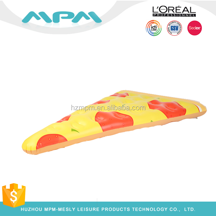 2017 New Arrival Professional giant pizza float