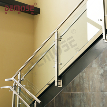 Decorative Outdoor Free Standing Gl Handrails For Porch Steps