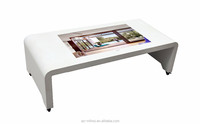 42 Inch Touch Table Kiosk All In One PC, Multi media Interactive Display Show System game table with touch screen