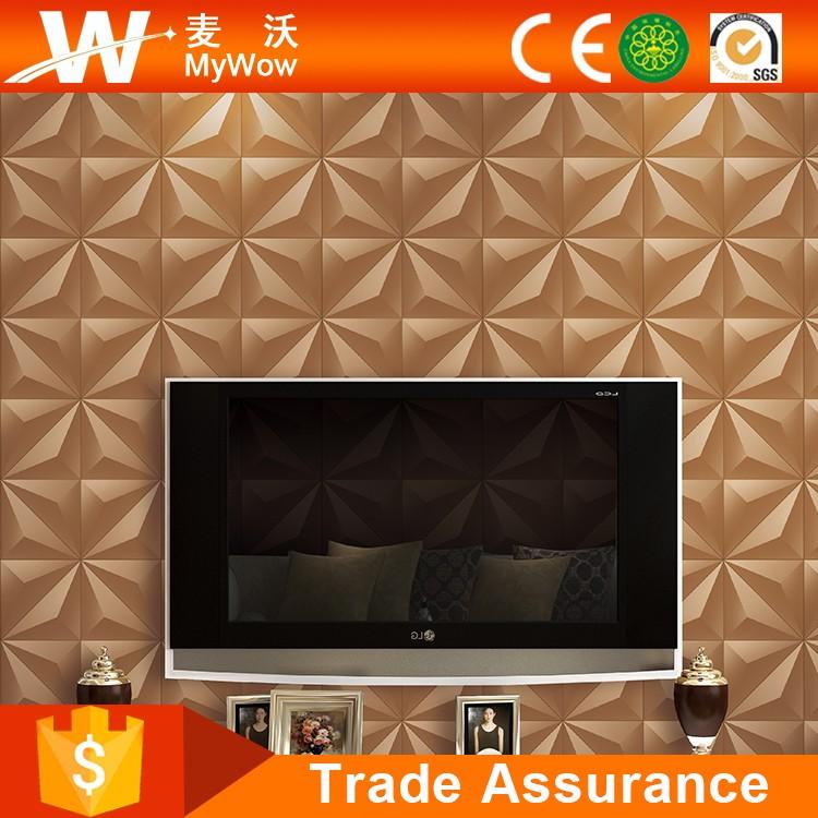 A36 16500 Led Wallpaper Tv Modern 3d Embossed Adult
