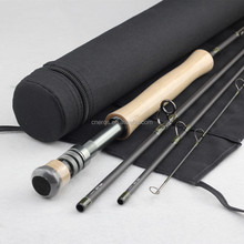 9FT 4PC 6wt Fast Action Top Quality Fly Fishing Rods