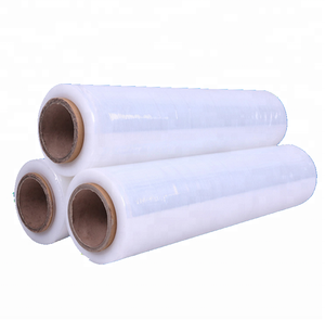 PE industrial wrapping film application tape protective film