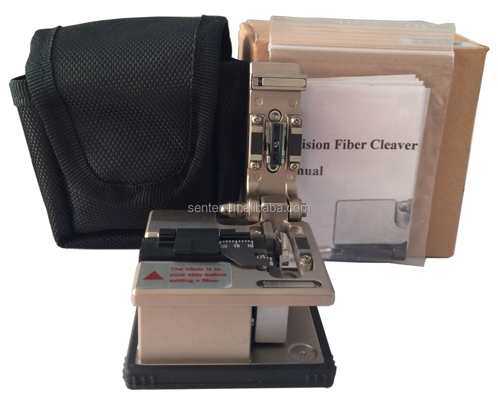 ST3110D Fiber Optic Cleaver/Cutter Tool, FTTx, small size Cleaver