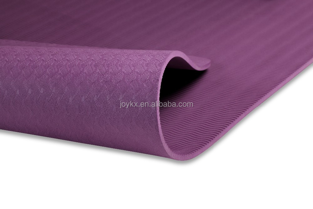 Top quality children gymnastic exercise mat folding yoga mat