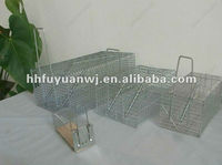 decorative galvanized aluminium animal cages for pet (manufacture)