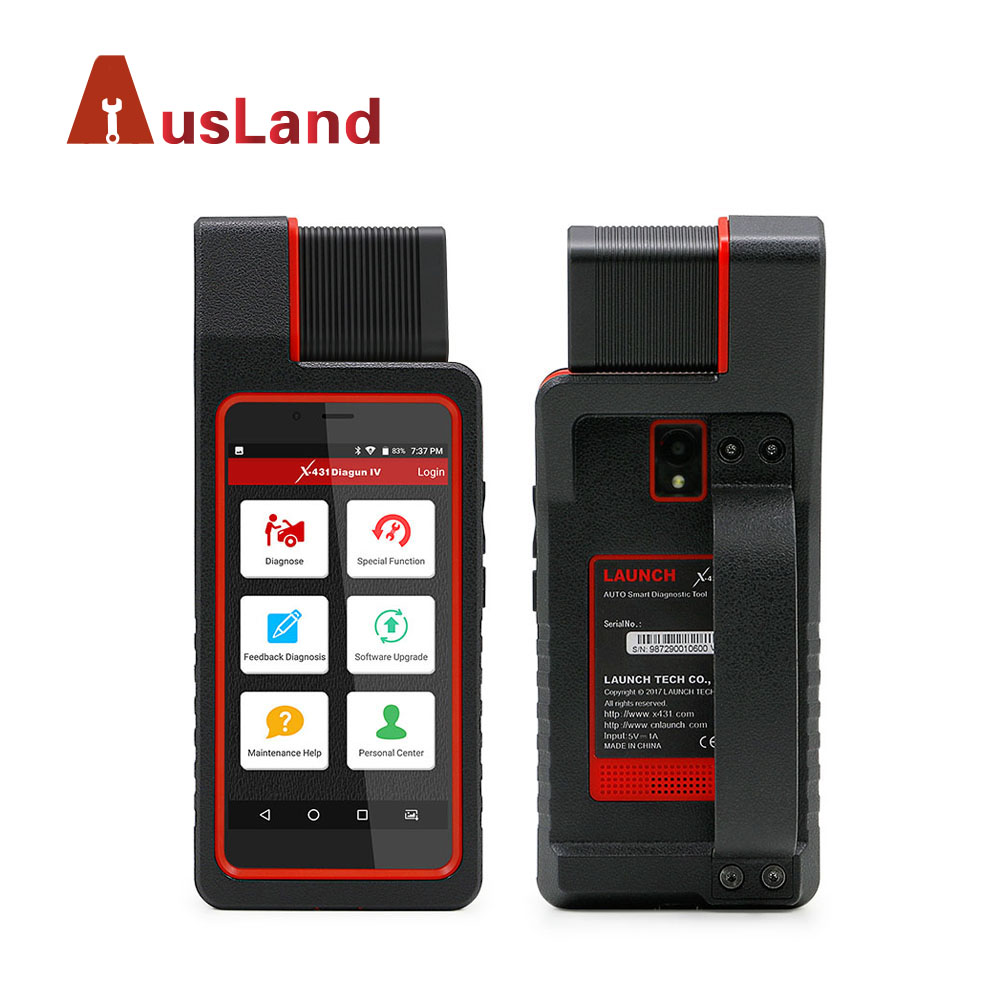 New Released LAUNCH X431 Smartbox Super Diagnostic Scanner with Two Year Update Free Software Update LAUNCH X431 Diagun IV