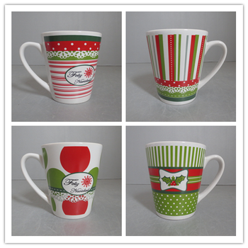xmas gift santa claus mug ceramic christmas coffee cups bulk christmas mugs - Christmas Coffee Cups