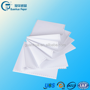 high quality continuous form with holes/ copy paper