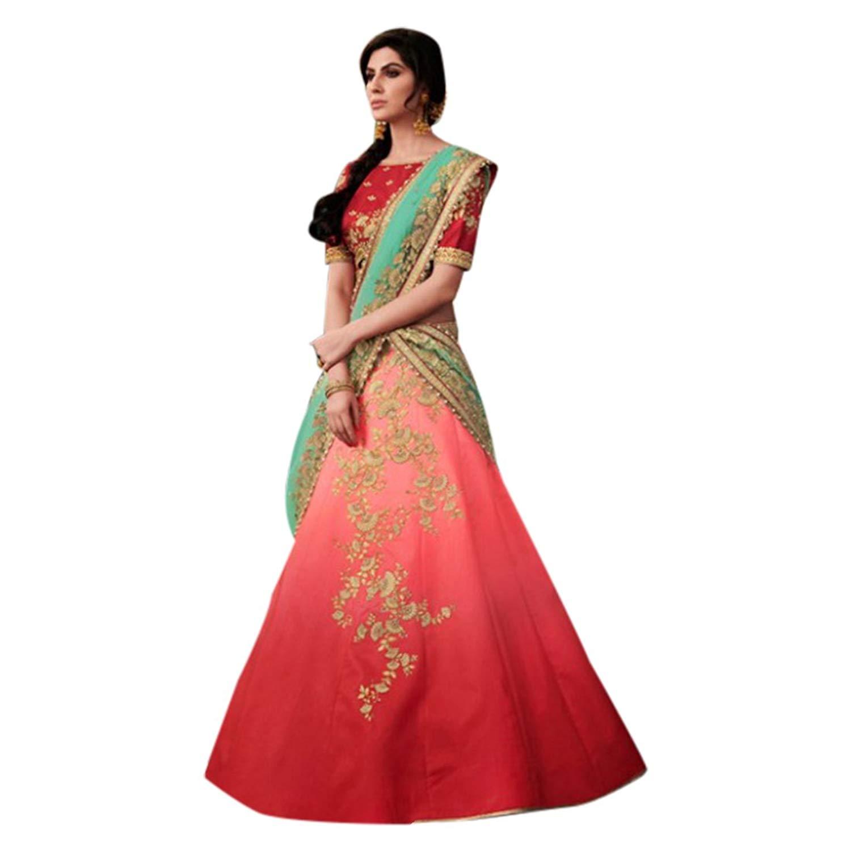 df7023c680 Wedding Bollywood Designer Gagra Bridal Collection Lehenga chaniya Choli  Dupatta Custom to Measure Indian ethnic wear