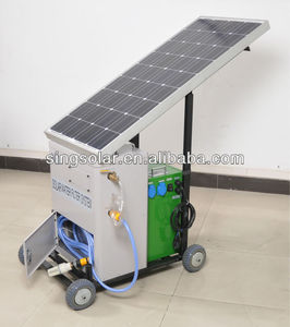solar energy power home water Purifier