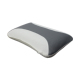 Cervical Neck Traction Pillow with Edges Inward Streamline Washable Hospital Pillow Breathable Bedding Pillow for Quality Nap