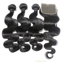 9A 10A 11A Hot Seller Wholesale Price Brazilian Virgin Hair Extension