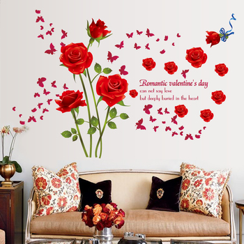 Living Room Adhesive Sticker 3d Paper Flower Wall Buy Paper Flower Wall 3d Paper Flower Flower Sticker Product On Alibaba Com
