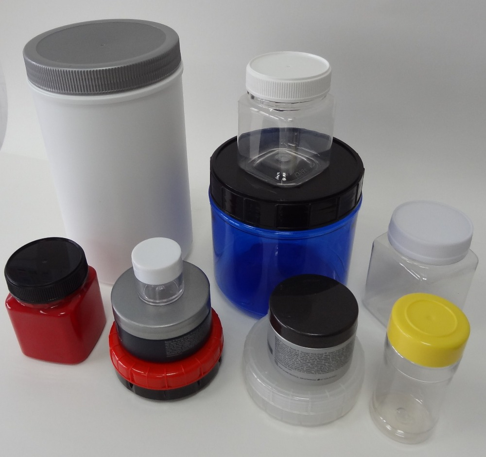 Customized Plastic lid for bottle & Jar