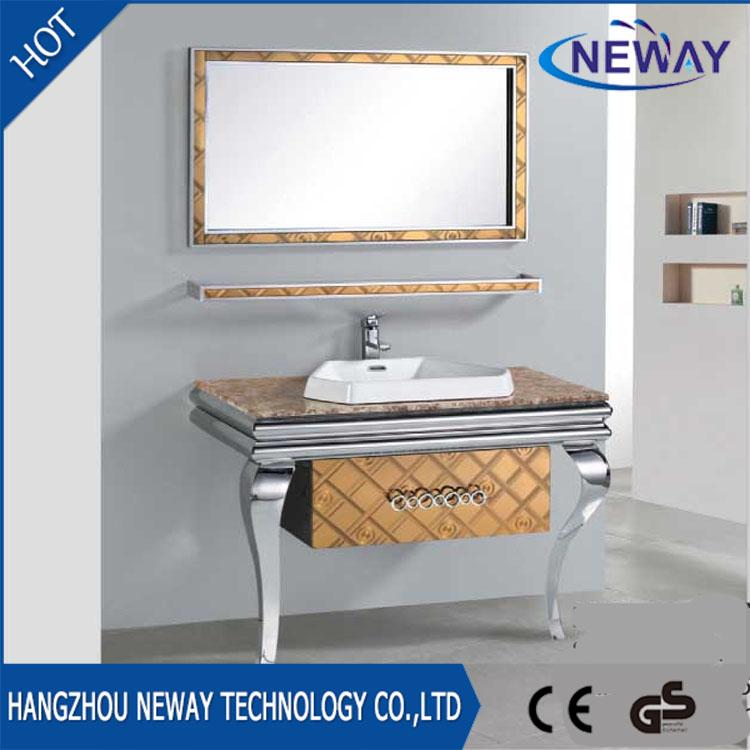 Supplier Metal Bathroom Vanity Metal Bathroom Vanity