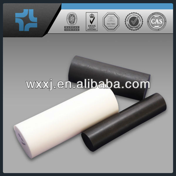 20% carbon filled PTFE Extruded Rod/PTFE Bar