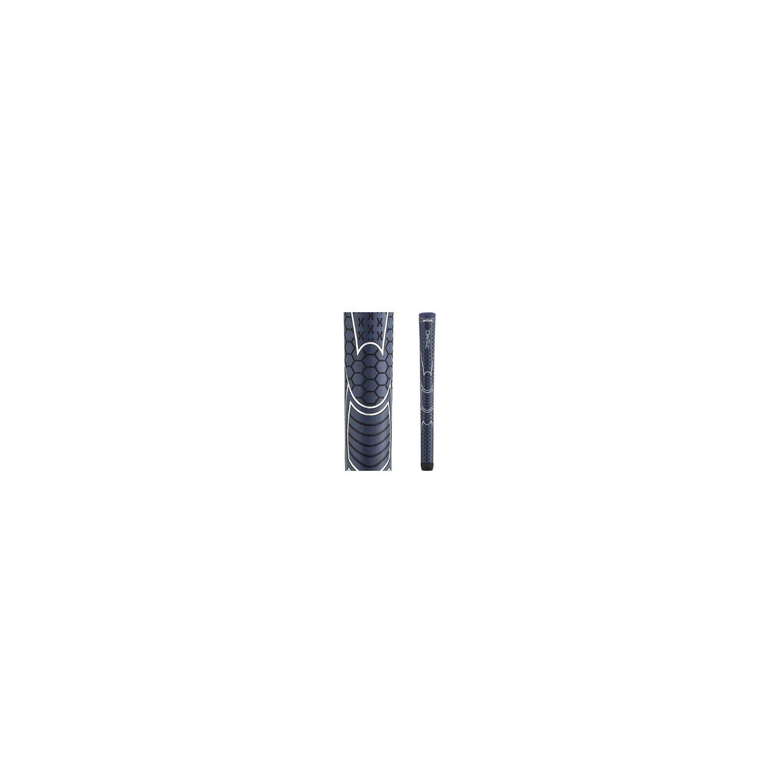 Winn Dri-Tac Midsize Grip - Navy Blue (+1/16 Inch)