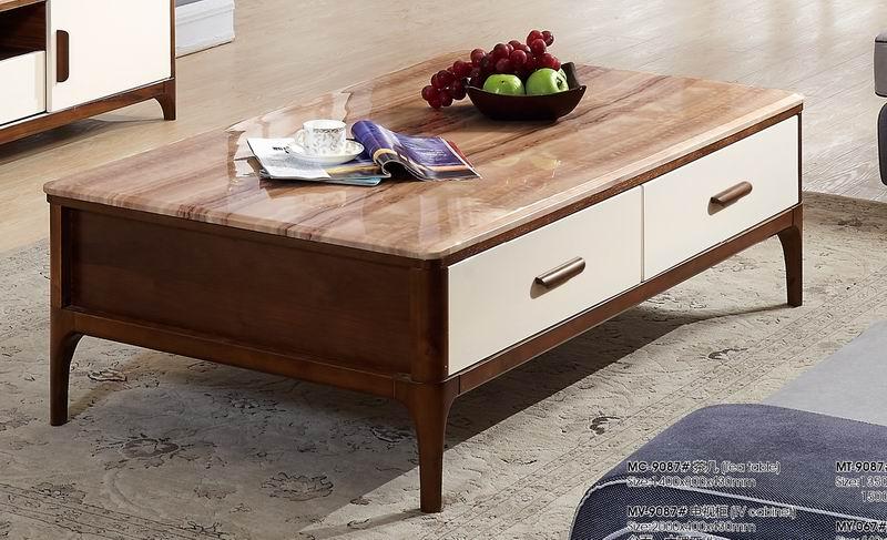 Mc9087european estilo muebles de sala de madera de madera de café ...