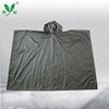 Top Selling Personalized 190T Nylon Logo Printed Poncho Rain Coat