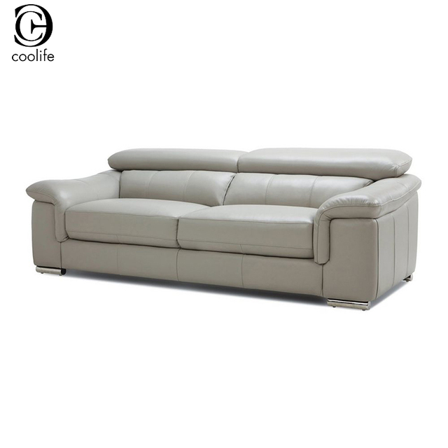 Italian Genuine Leather Sofa